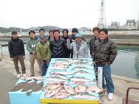 海洋釣り掘貸切について