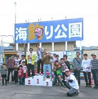 ミニ四駆 第1回 マリーナシティ海釣り公園杯開催
